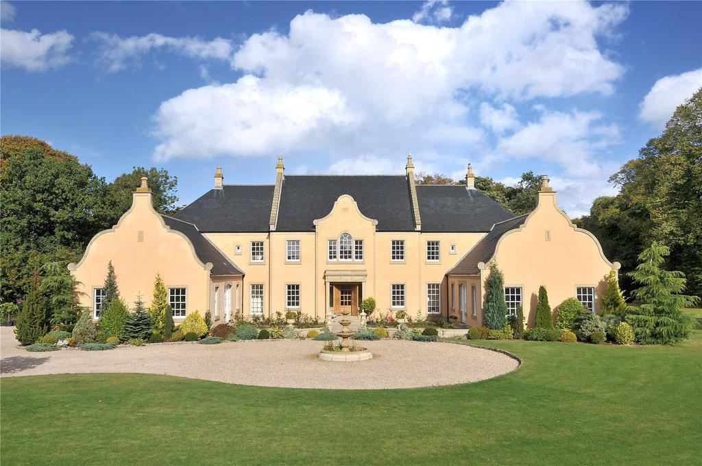 7 Bedrooms Detached House for sale in Inveresk Village, Musselburgh, Midlothian