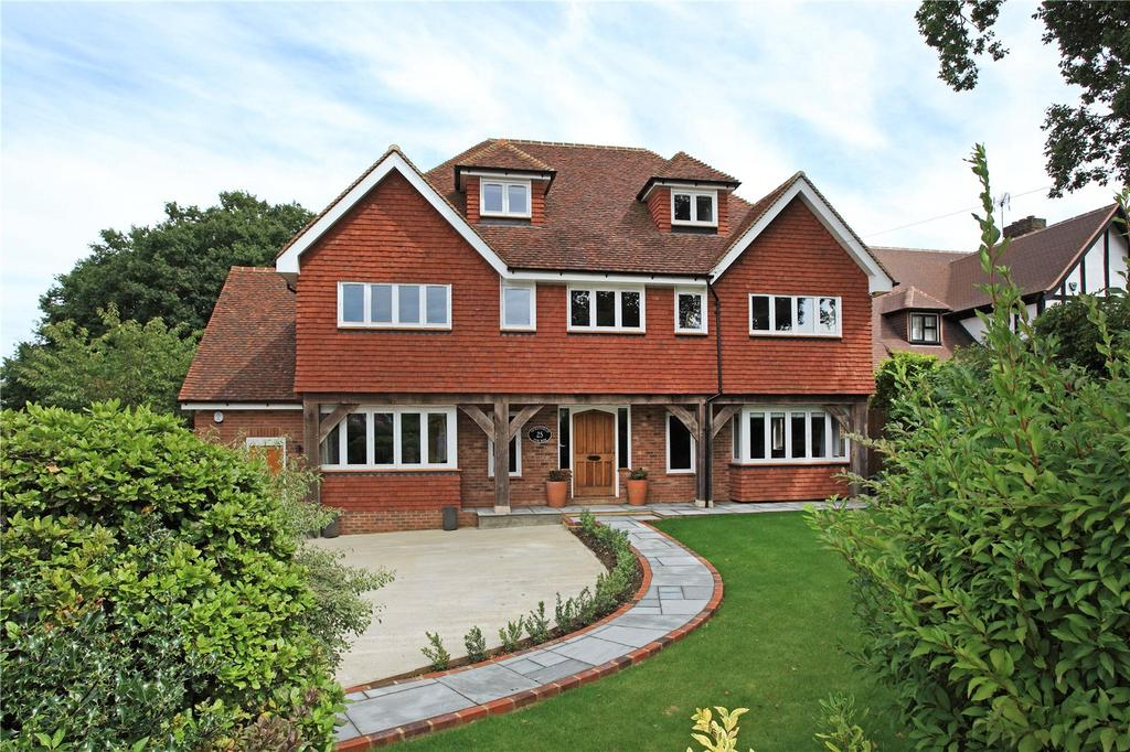 6 Bedrooms Detached House for sale in The Rise, Sevenoaks, Kent