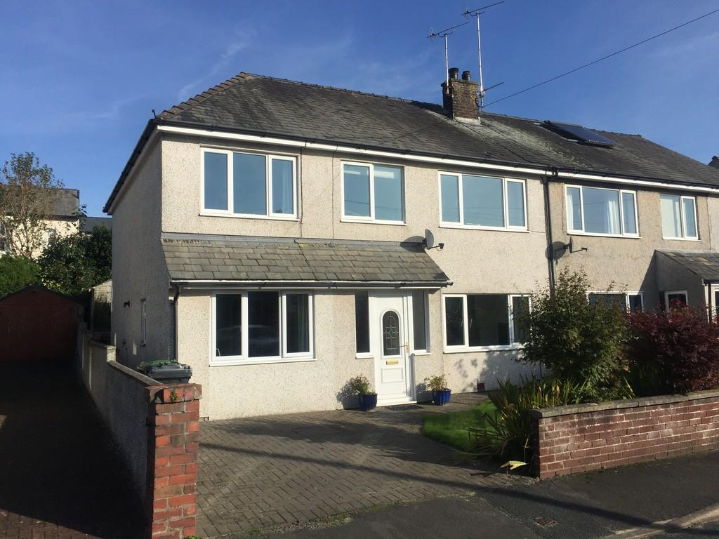 5 Bedrooms Semi Detached House for sale in Lyndhurst Road, Ulverston