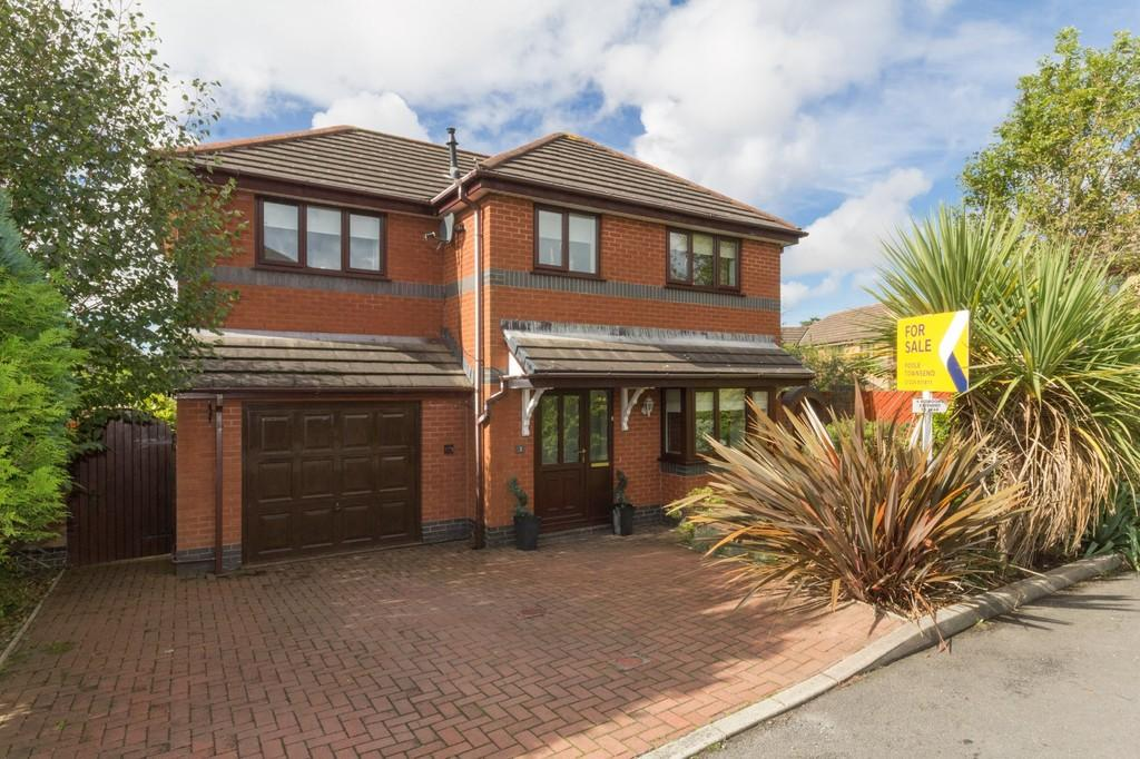 4 Bedrooms Detached House for sale in Chaucer Way, Barrow-In-Furness