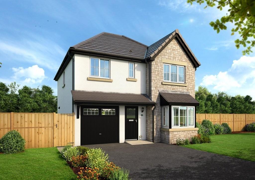 4 Bedrooms Detached House for sale in Plot 6, The Winster, Blenkett View