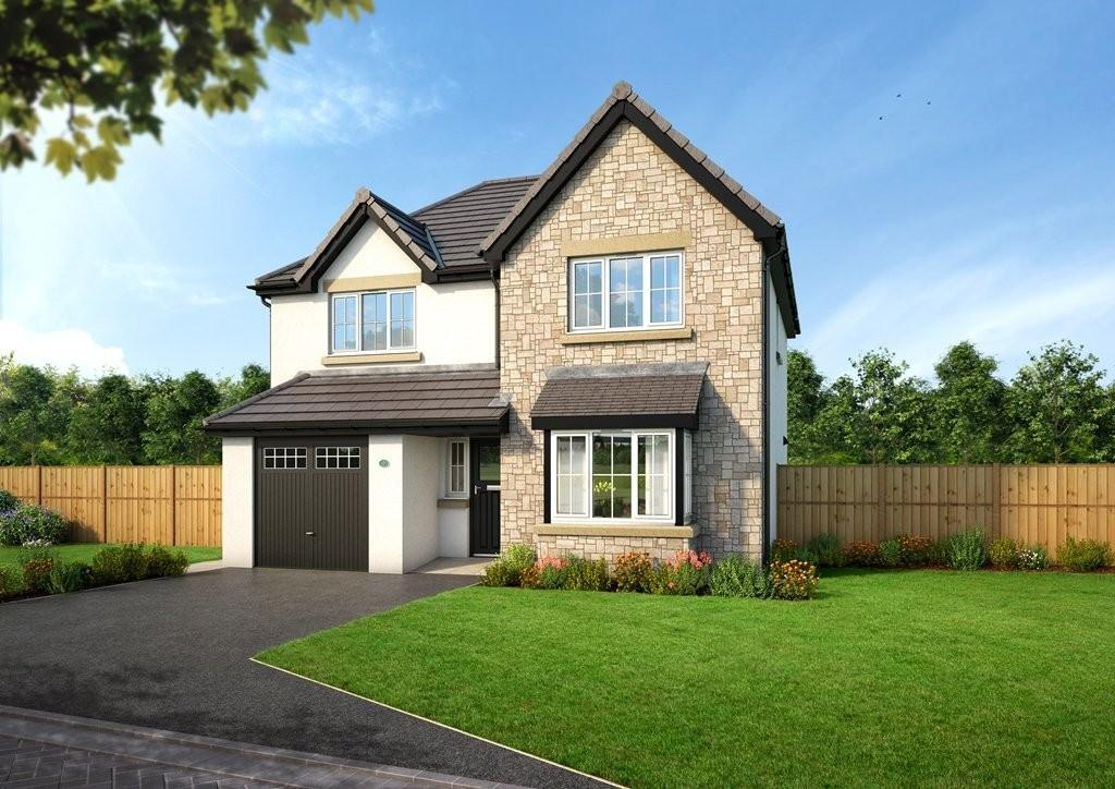 4 Bedrooms Detached House for sale in Plot 7, The Rusland, Blenkett View