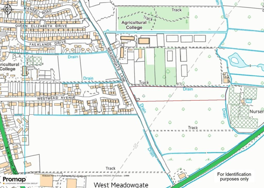 Land Commercial for sale in Meadowgate Lane, Wisbech