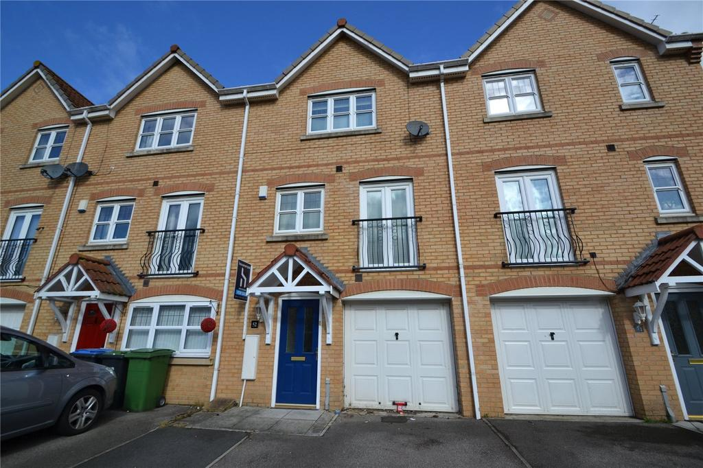 4 Bedrooms Terraced House for sale in Chillerton Way, Wingate, Co Durham, TS28