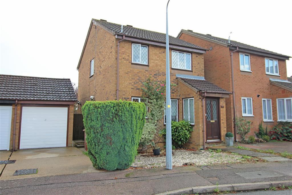 3 Bedrooms Detached House for sale in Montfitchet Walk, Stevenage, Hertfordshire, SG2 7DT