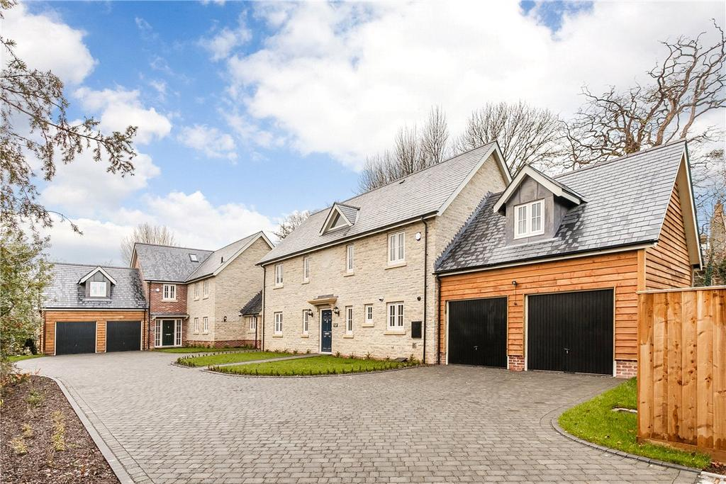 5 Bedrooms Detached House for sale in Cassington Road, Eynsham, Witney, Oxfordshire, OX29