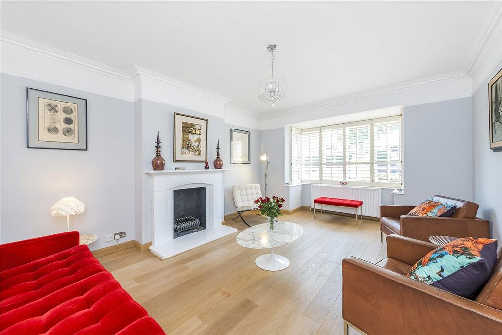 5 Bedrooms Semi Detached House for sale in Herondale Avenue, London, SW18