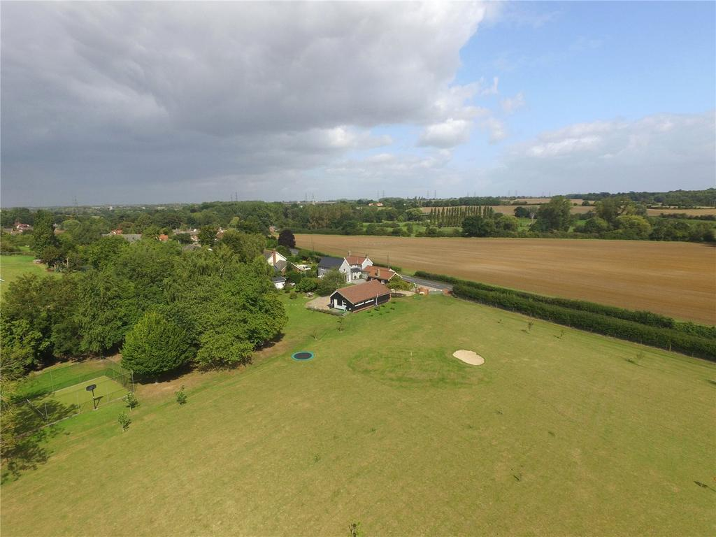 4 Bedrooms Detached House for sale in Grundisburgh, Nr Woodbridge, Suffolk, IP13