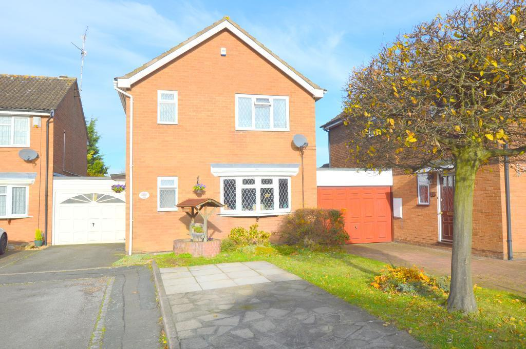 4 Bedrooms Detached House for sale in Blakeney Drive, Luton, LU2 7AL