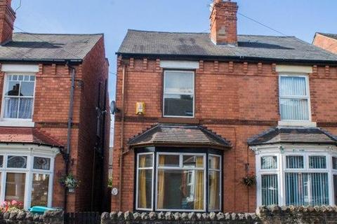 3 bedroom semi-detached house to rent - Russell Road, Forest fields, Nottingham, NG7 6HA