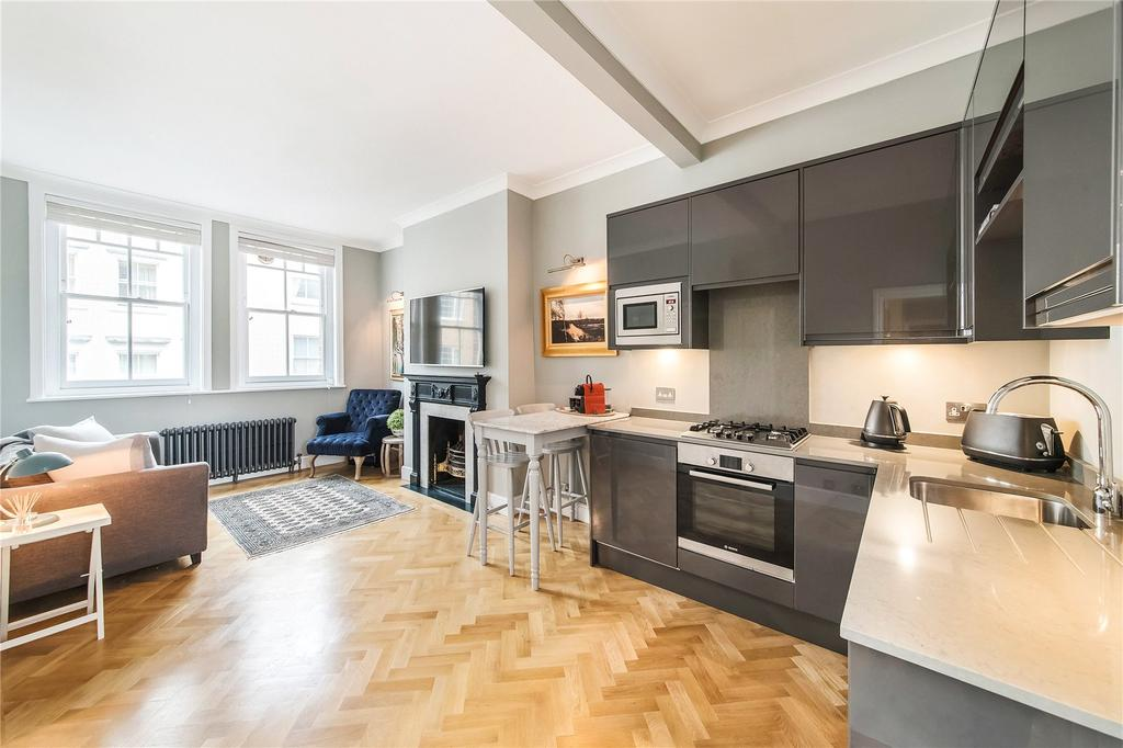 1 Bedroom Flat for sale in Old Church Street, London, SW3