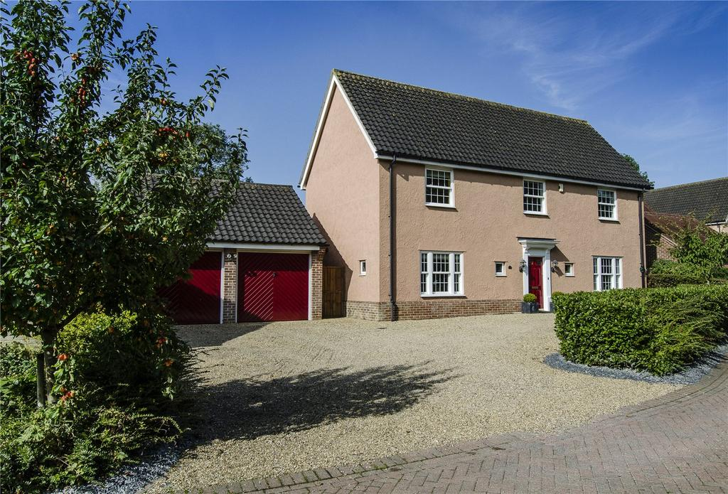 5 Bedrooms Unique Property for sale in Pearl Close, Otley, Ipswich, IP6