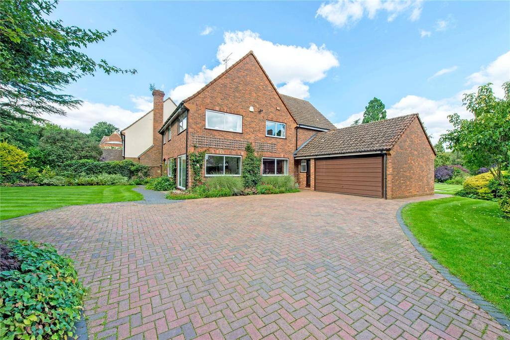 5 Bedrooms Detached House for sale in East Common, Harpenden, Hertfordshire, AL5