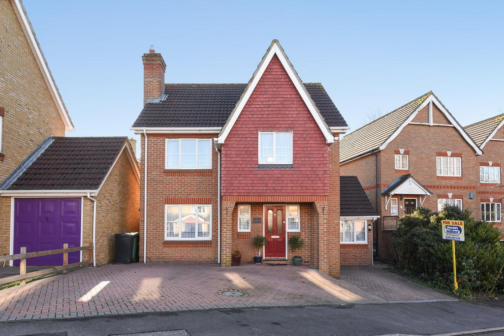 4 Bedrooms Detached House for sale in Maidstone, Kent