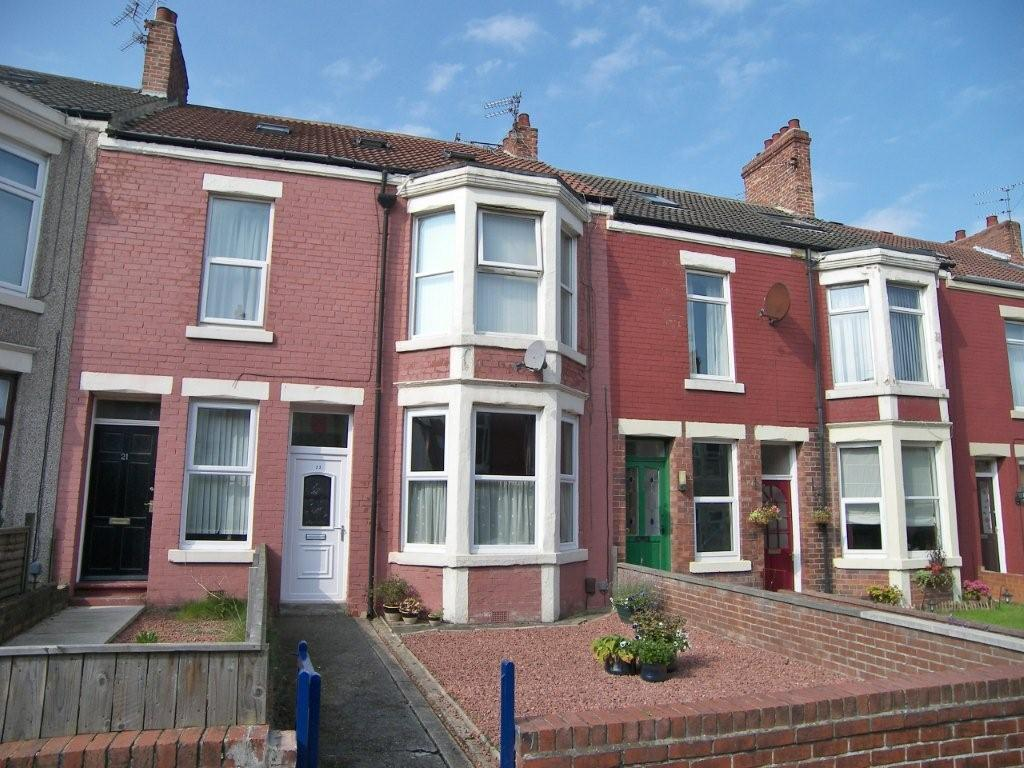 2 Bedrooms Apartment Flat for sale in Cambridge Avenue, Whitley Bay, NE26