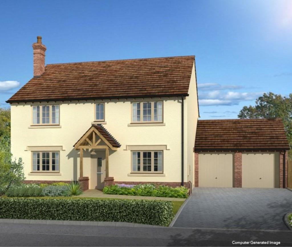 4 Bedrooms Detached House for sale in Plots 5 6 Little Aspley