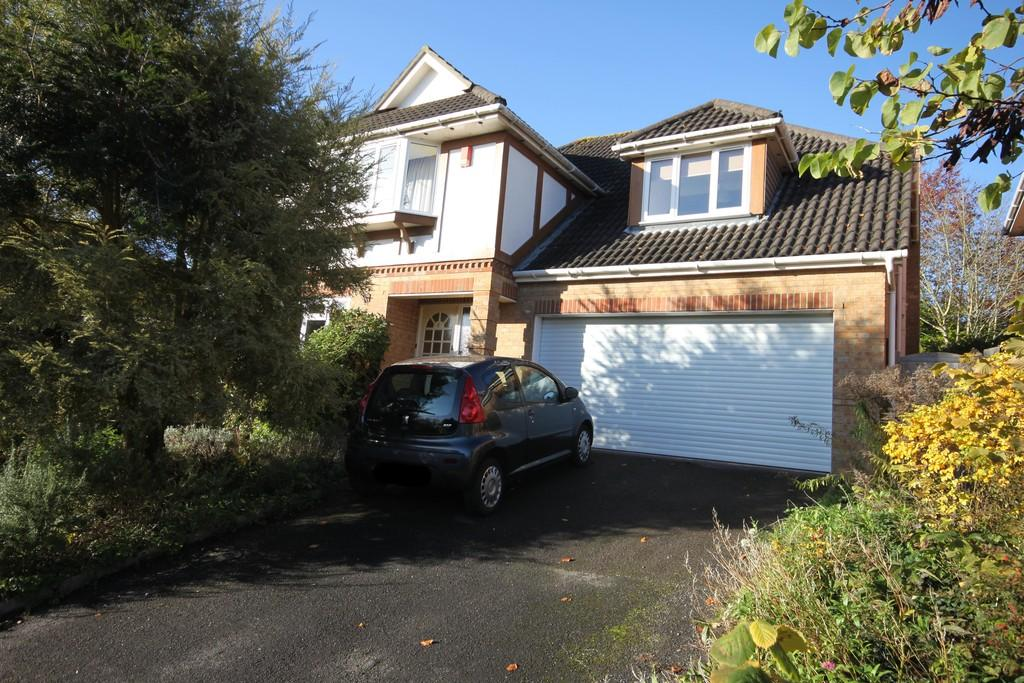 5 Bedrooms Detached House for sale in VENTRY CLOSE, SALISBURY, WILTSHIRE, SP1 3ES