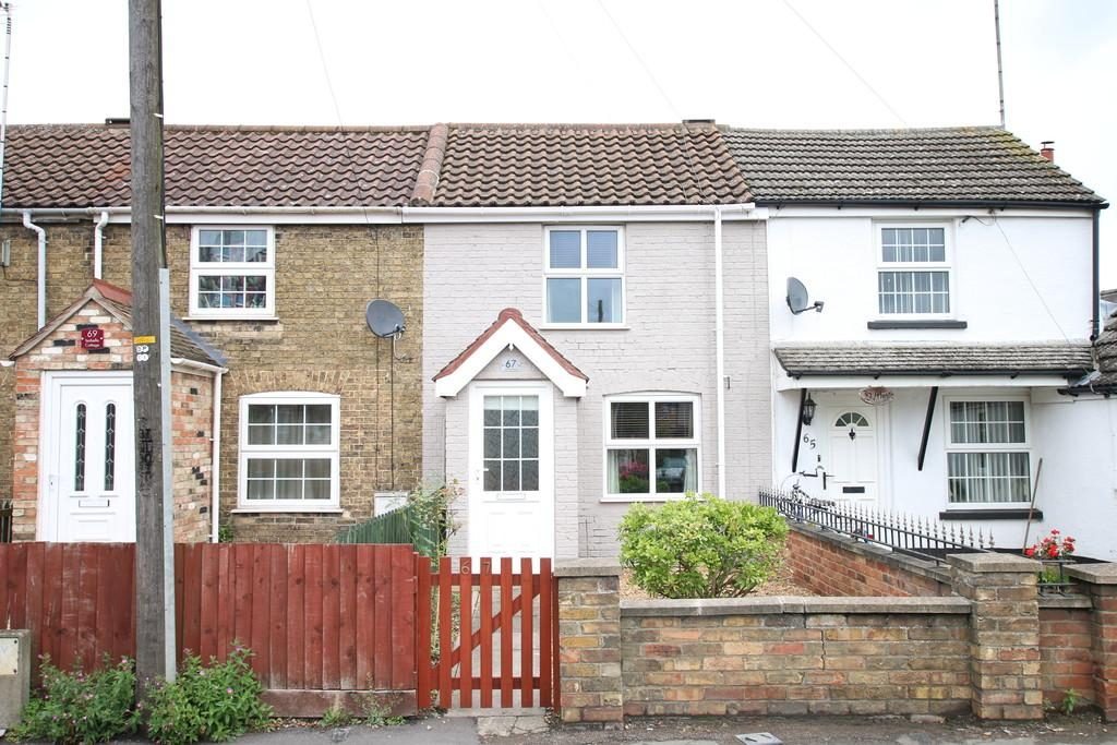 2 Bedrooms Terraced House for sale in Dartford Road, March