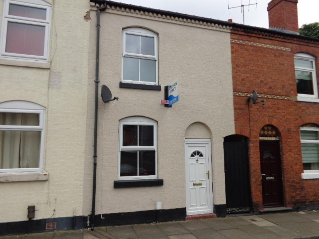 2 Bedrooms Terraced House for sale in Shelburne Street, Stoke-on-Trent