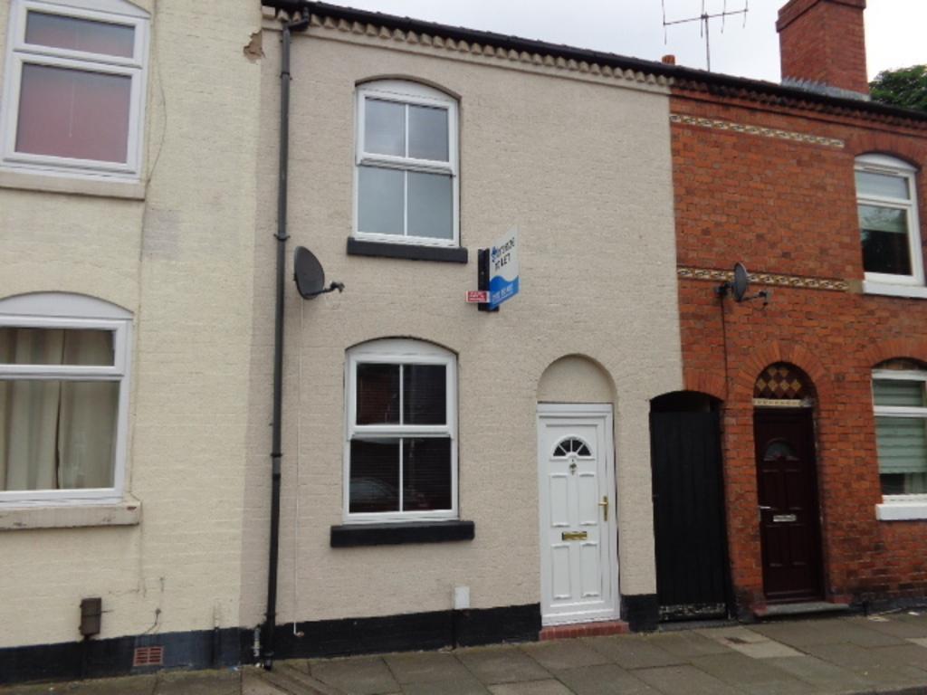 2 Bedrooms Terraced House for sale in Shelburne Street, Stoke-on-Trent