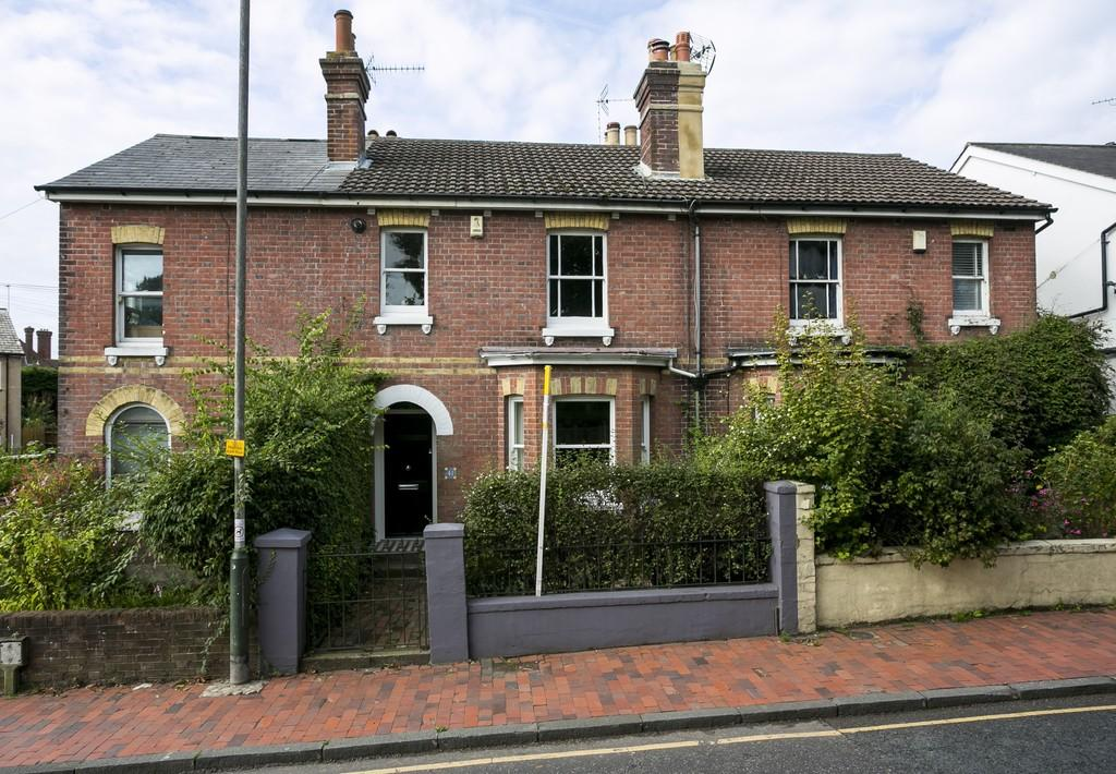 3 Bedrooms Terraced House for sale in Bayhall Road, Tunbridge Wells
