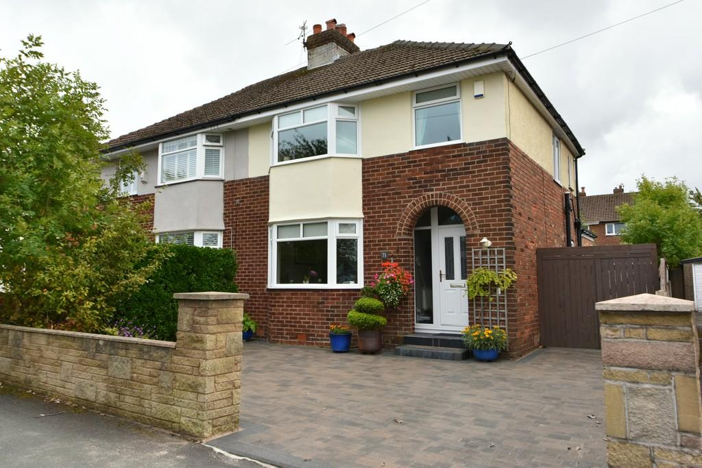 3 Bedrooms Semi Detached House for sale in Liverpool Road, Aughton