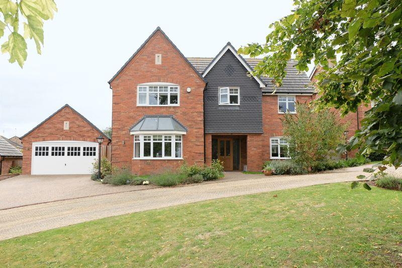 5 Bedrooms Detached House for sale in Cope Gardens, Stourport-On-Severn DY13 0BL