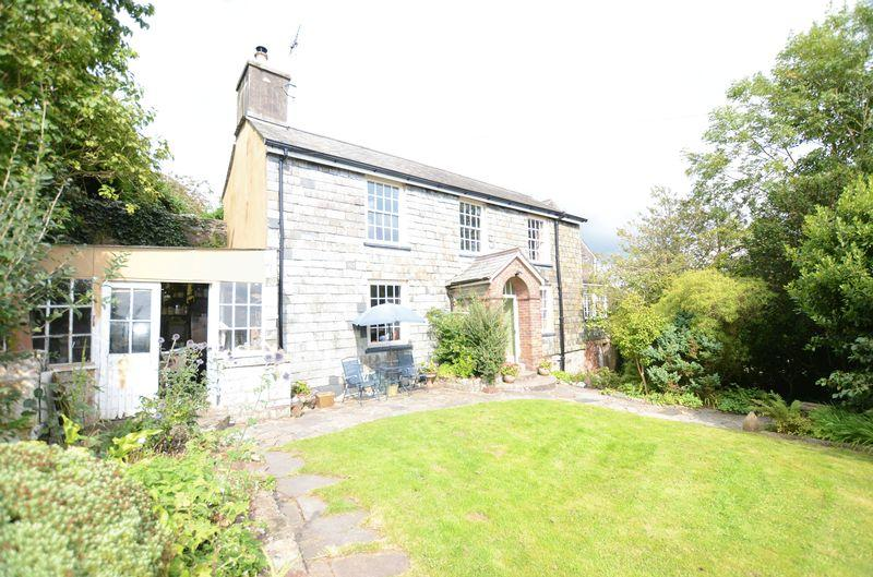 3 Bedrooms House for sale in Period property with wonderful garden and views, Tavistock