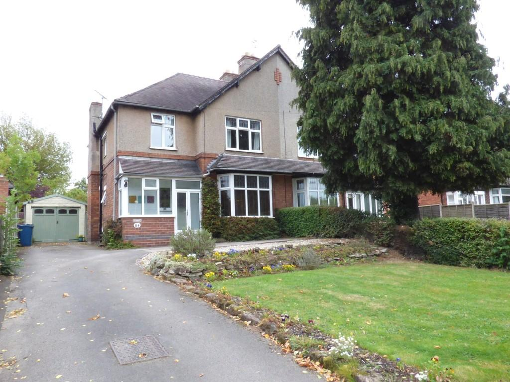 3 Bedrooms Semi Detached House for sale in Cannock Road, Stafford
