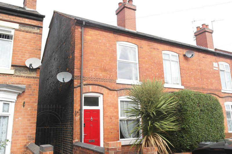 3 Bedrooms End Of Terrace House for sale in Lumley Road, Chuckery, Walsall