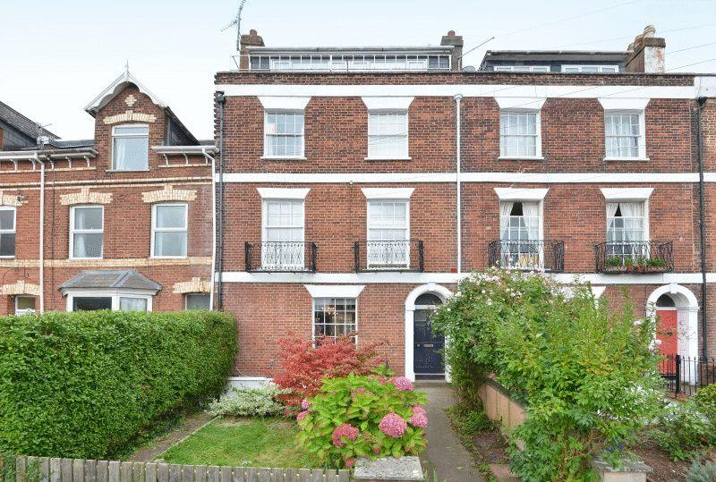 2 Bedrooms Apartment Flat for sale in Oxford Road, Exeter