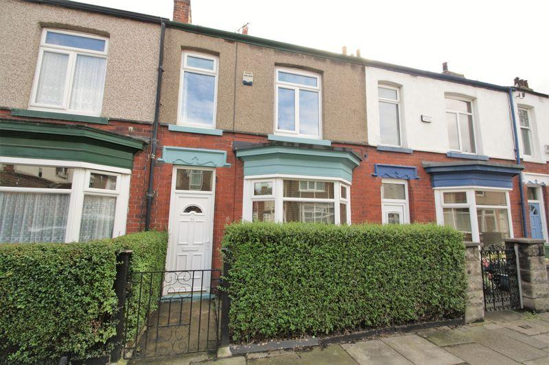 3 Bedrooms Terraced House for sale in Devonshire Street, Hartburn, Stockton, TS18 3QQ