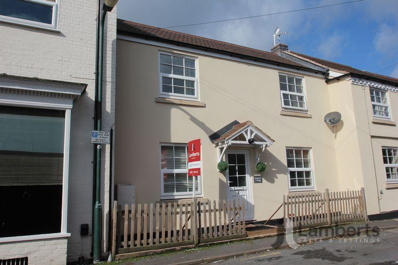3 Bedrooms Terraced House for sale in Marble Alley, Studley