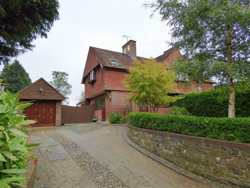 3 Bedrooms Semi Detached House for sale in 1 Colwood Cottages, Warninglid