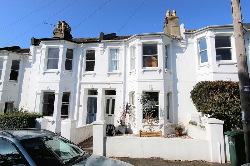 3 Bedrooms Terraced House for sale in Chester Terrace, Brighton