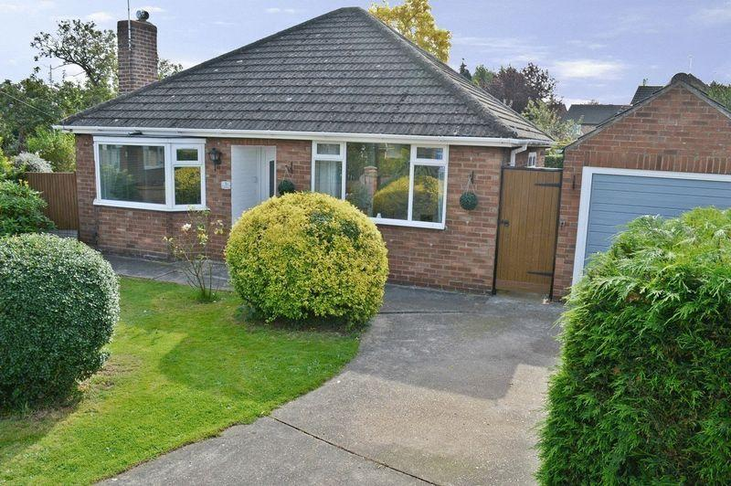 2 Bedrooms Detached Bungalow for sale in Hamilton Road, North Hykeham