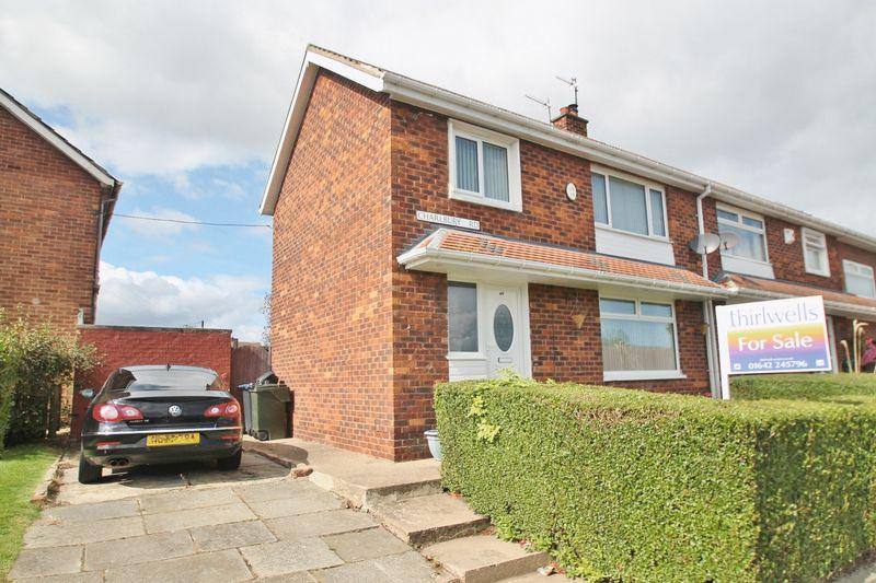 3 Bedrooms Semi Detached House for sale in Charlbury Road, Pallister Park