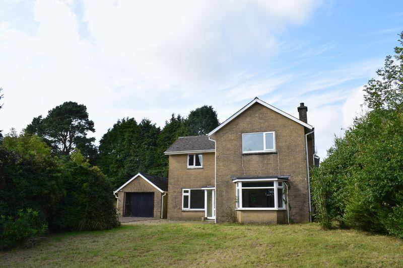 5 Bedrooms Detached House for sale in Liskeard, Cornwall