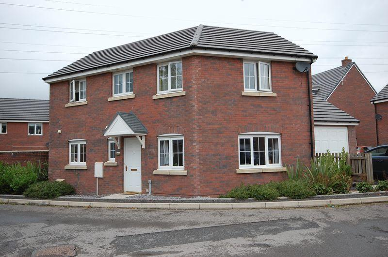 3 Bedrooms Detached House for sale in 42 Dyffryn Y Coed, Church Village, Pontypridd, CF38 1PQ