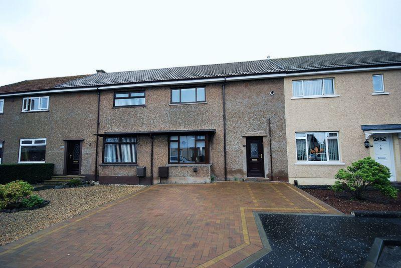 3 Bedrooms Terraced House for sale in 48 Biggart Road, Prestwick, KA9 2EH