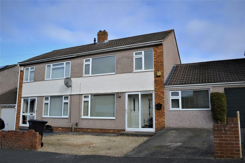 3 Bedrooms Semi Detached House for sale in Headford Avenue, St George