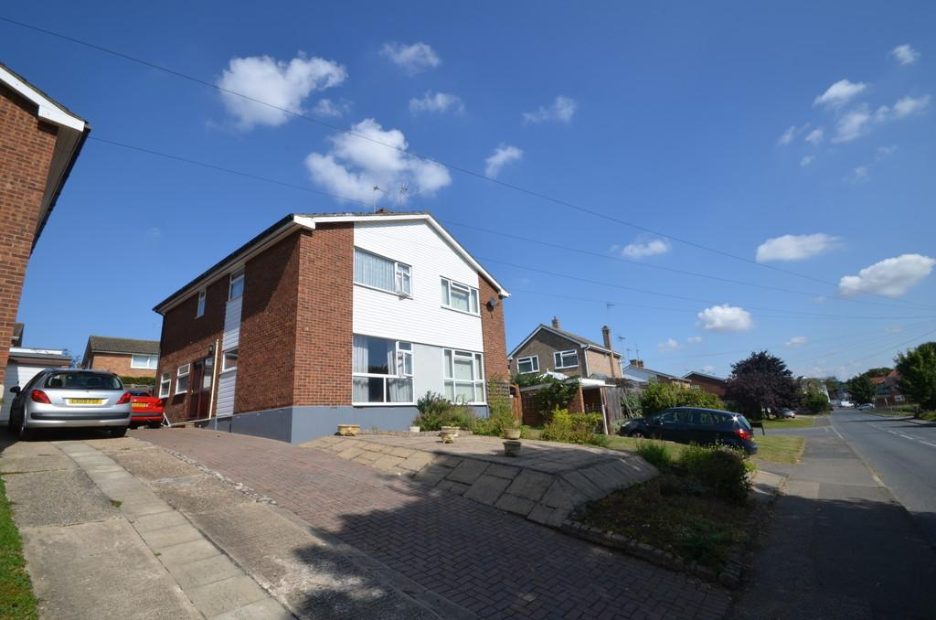 3 Bedrooms Semi Detached House for sale in Rectory Road, Sible Hedingham, CO9 3NU