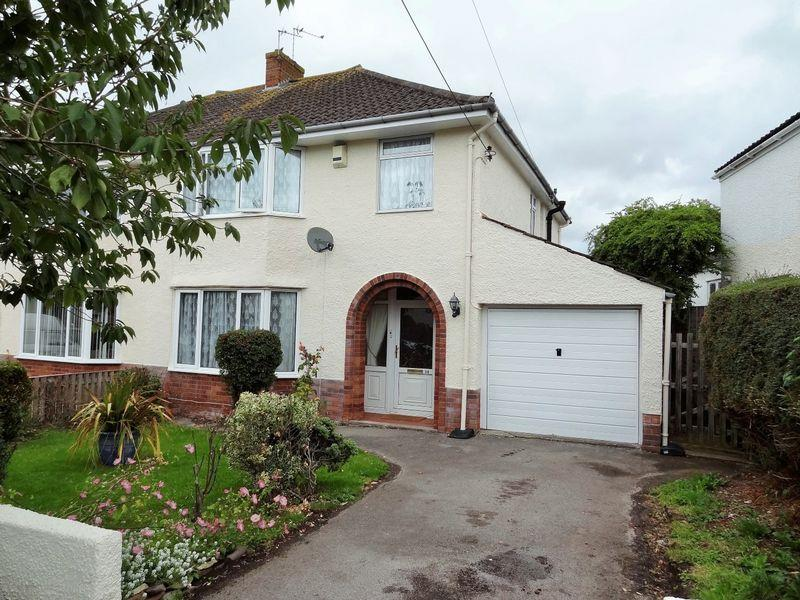 3 Bedrooms Semi Detached House for sale in Brymore Close, Bridgwater