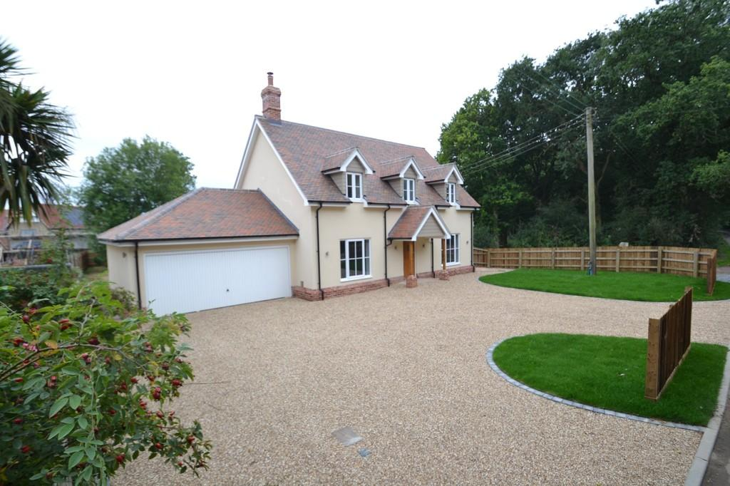 4 Bedrooms Detached House for sale in Park Lane, Tolleshunt Knights, CM9 8HB