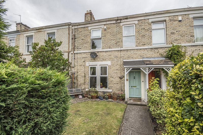4 Bedrooms Terraced House for sale in 4 Woodbine Road, Gosforth