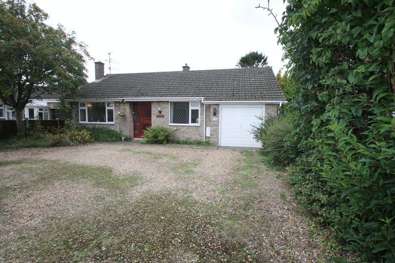 2 Bedrooms Detached Bungalow for sale in Pennytoft Lane, Pinchbeck