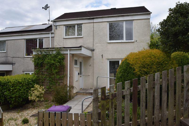 3 Bedrooms End Of Terrace House for sale in The Beeches, Old Cwmbran