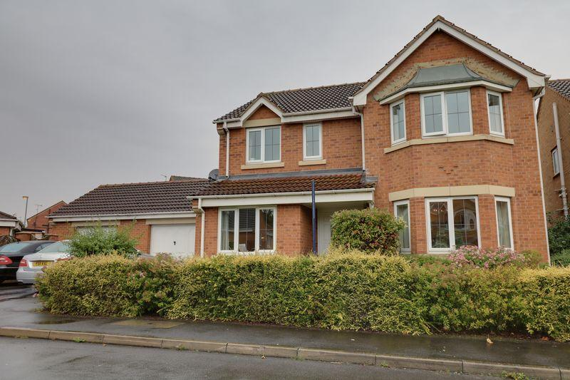 4 Bedrooms Detached House for sale in Mulberry Gardens, Scunthorpe