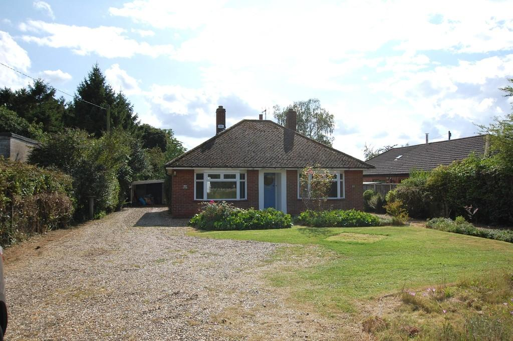 3 Bedrooms Detached Bungalow for sale in Aylsham Road, Cawston