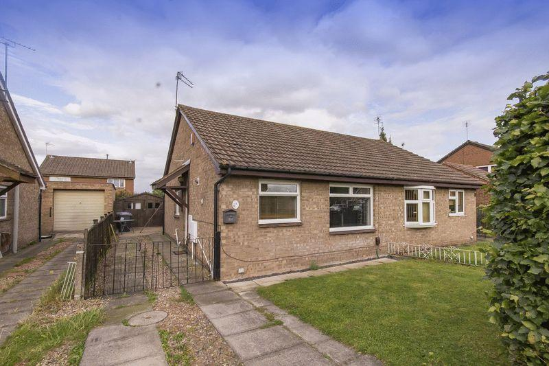 2 Bedrooms Semi Detached Bungalow for sale in Rosemary Drive, Derby